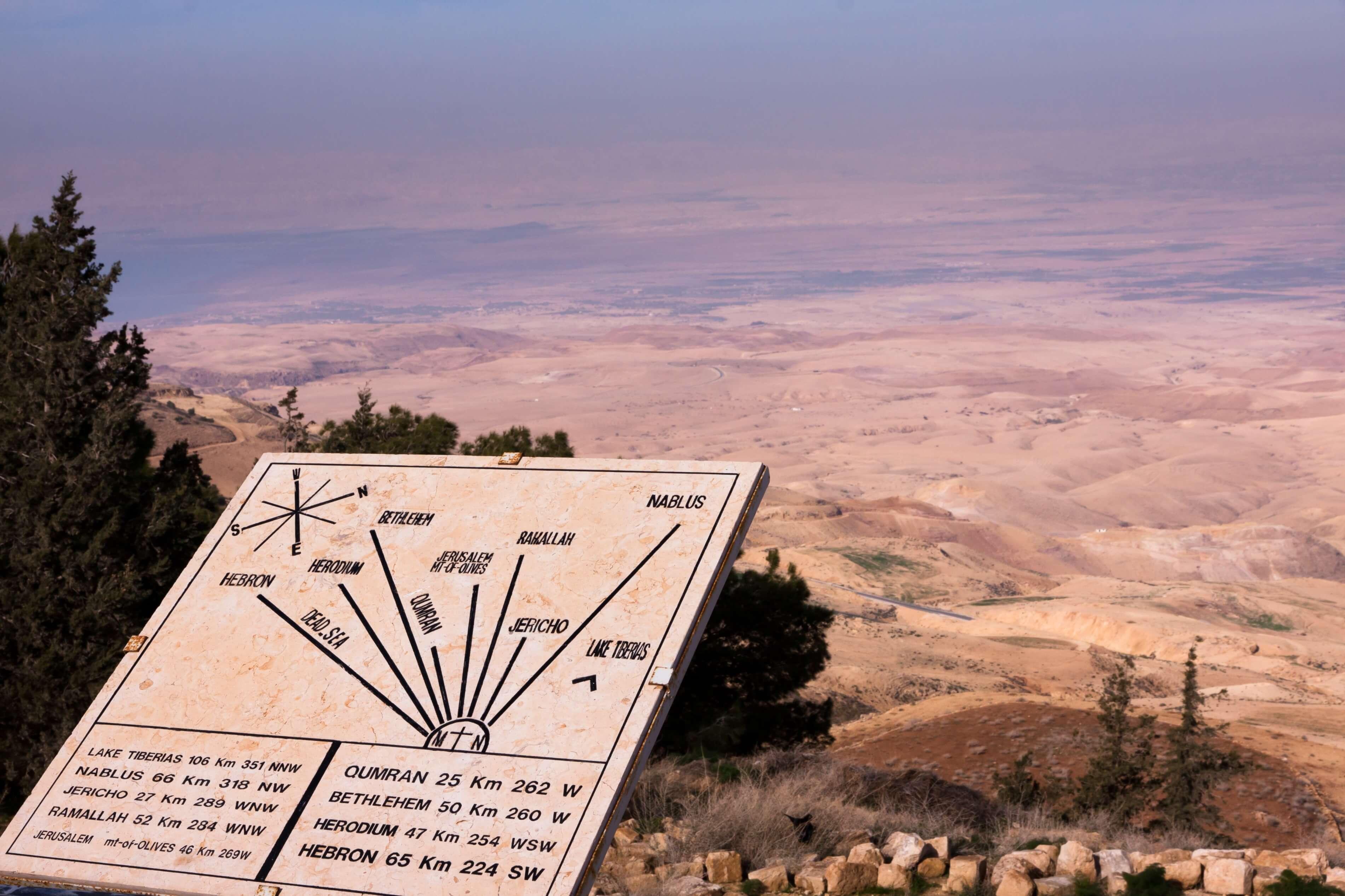 Biblical Sites in Jordan