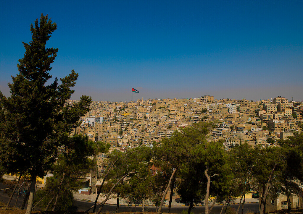 Exploring Amman in a day