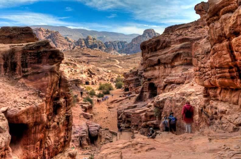 Travel to Petra