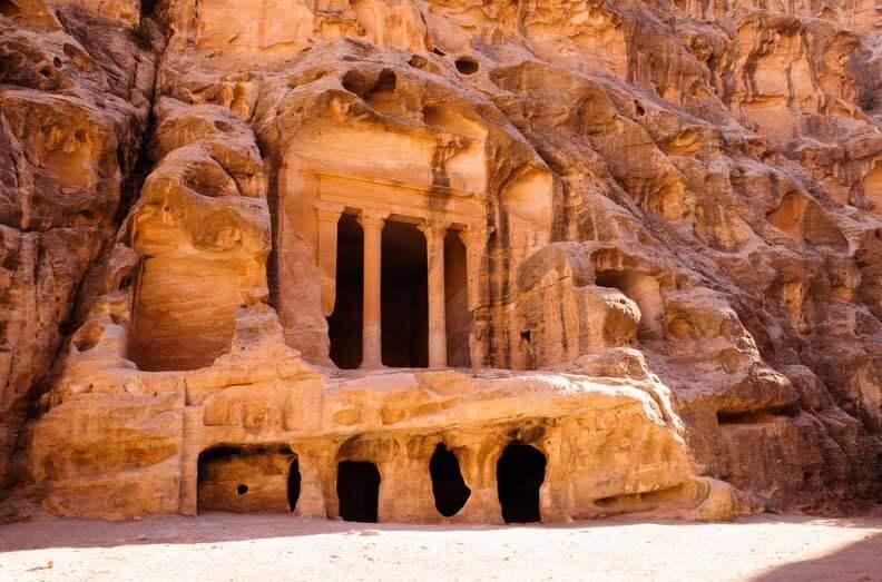 Al Beidha Wadi Musa Jordan