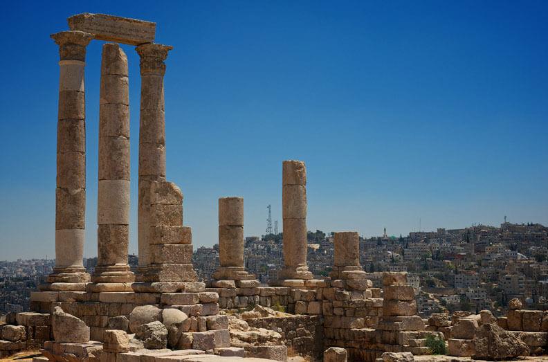 Temple of Hercules Amman