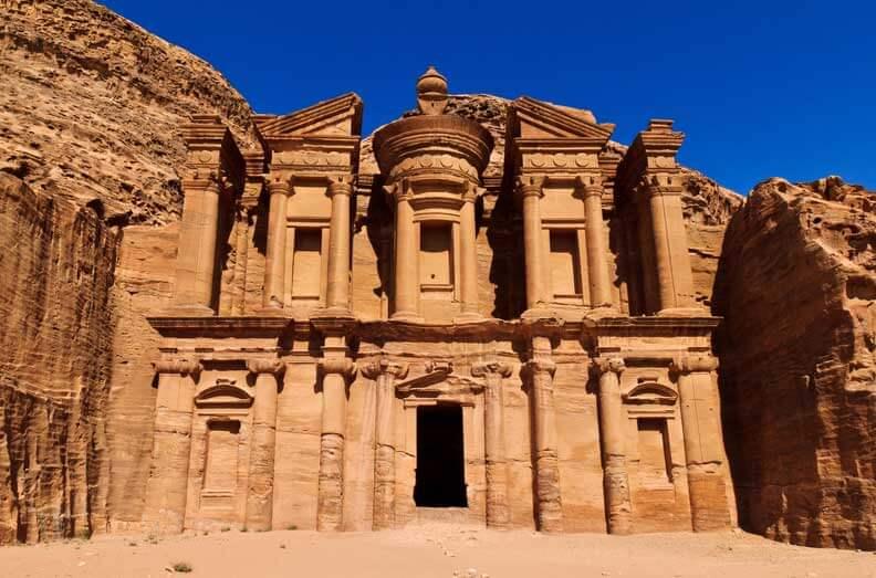 Monastery El Dier