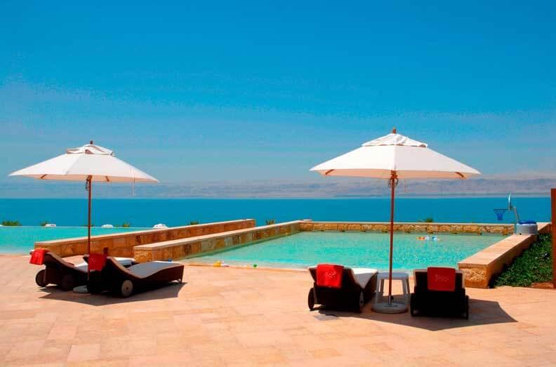 Holidays Dead Sea Jordan